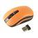 Cliptec Vivid 2.4ghz Wireless Mouse - Orange