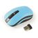 Cliptec Vivid 2.4ghz Wireless Mouse - Blue