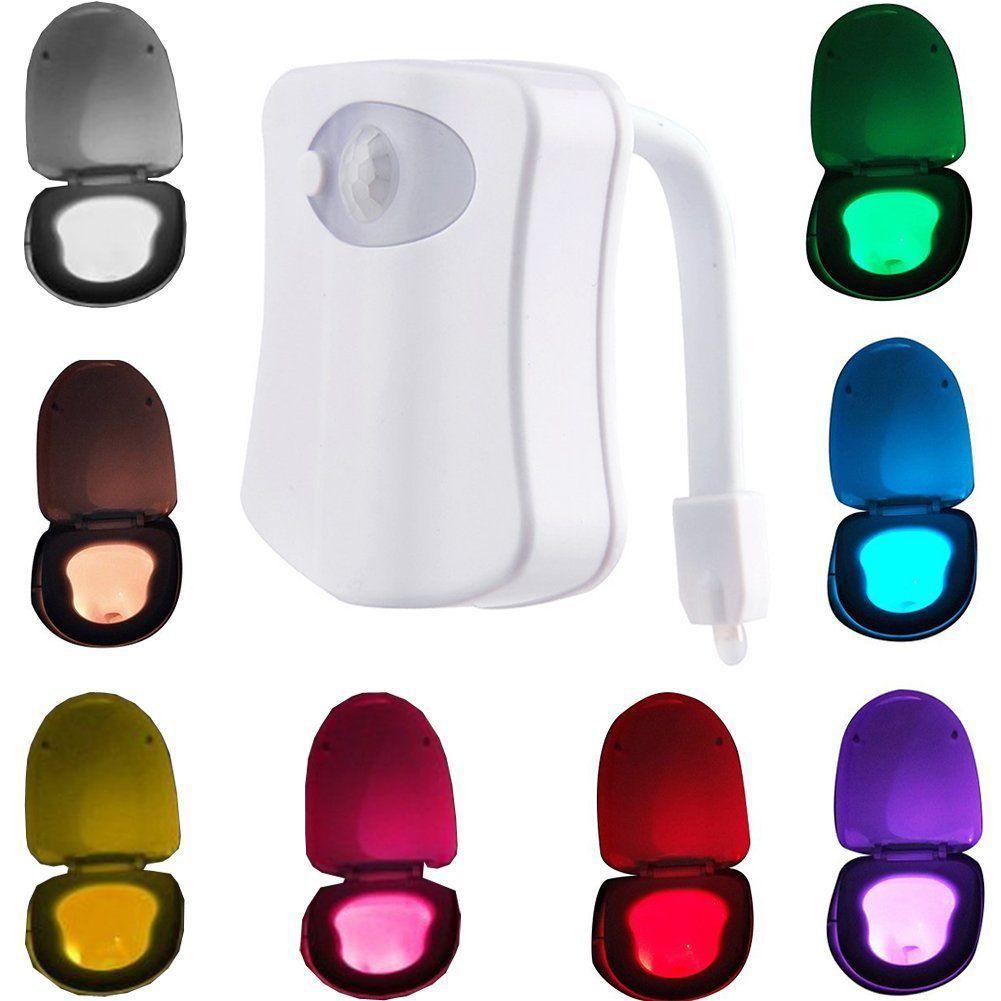 Led night light south africa -  Loobrite Toilet Bowl Light Motion Activated Toilet Light Sensor Led Nightlight