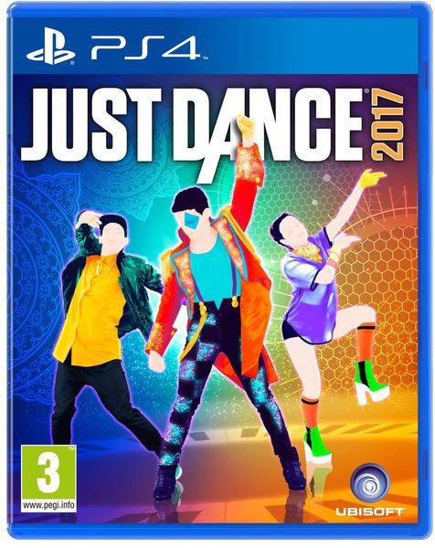 Just dance for ps4 / Local phone voucher code