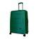 Gino De Vinci Sentinel Large Roller Case - Sea Green