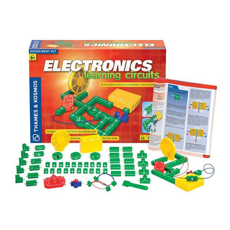 Signature Series - Electronics: Learning Circuits | Buy Online in ...