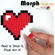 Pixel Art - Heart