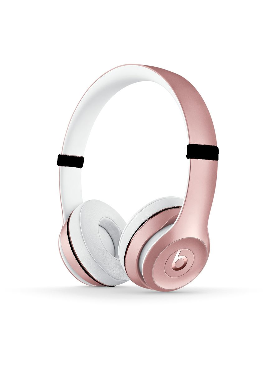 beats by dr dre solo3 wireless on ear headphones rose. Black Bedroom Furniture Sets. Home Design Ideas