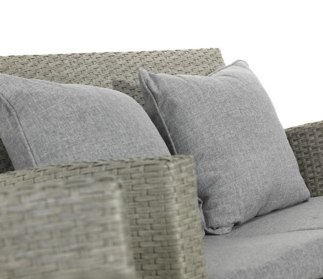 ... Cielo   Benedict Patio Lounge Set   Stone