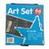Arts and Crafts Set  Markers Pencils Pastels - 66 Piece