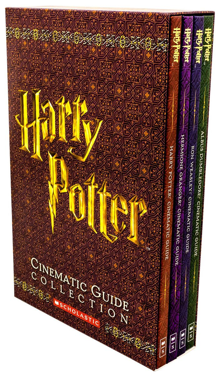 Harry Potter Book Value Guide : Harry potter cinematic guide collection books