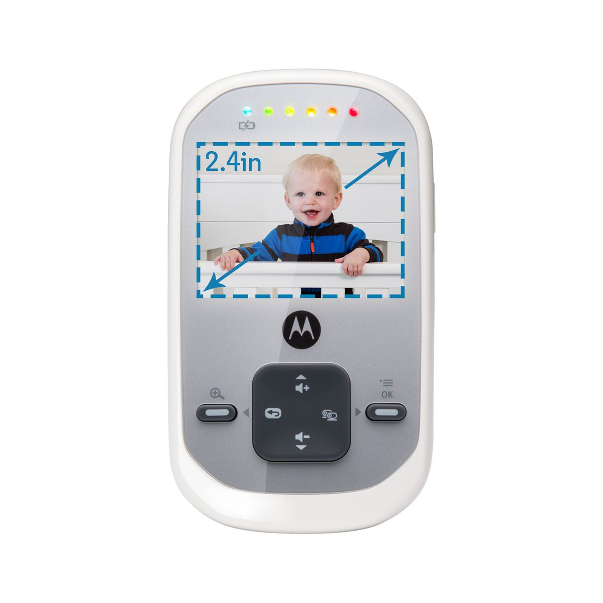 motorola mbp622 video baby monitor buy online in south africa. Black Bedroom Furniture Sets. Home Design Ideas