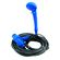 Leisure-Quip - DC Turbo Shower with Pump - 12V - Blue