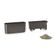Lechuza - Delta 10 Table Planters - Charcoal Metallic