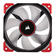 Corsair ML120 PRO Red LED 120mm PWM Premium Magnetic Levitation Fan