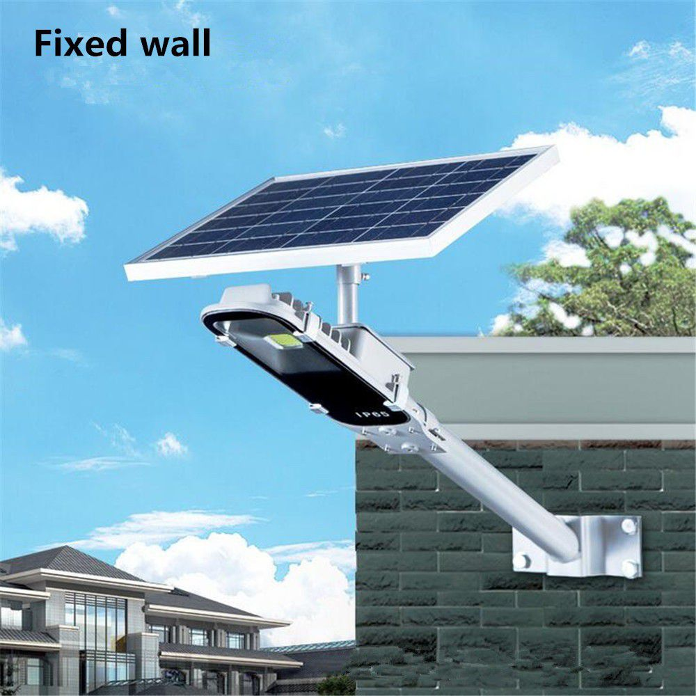 20w Solar Led Street Light Solar Garden Lights Waterproof