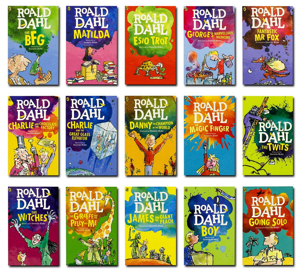 Image result for roald dahl book
