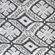 Lily & Rose Black & White Geometric Design Scarf - TLS098