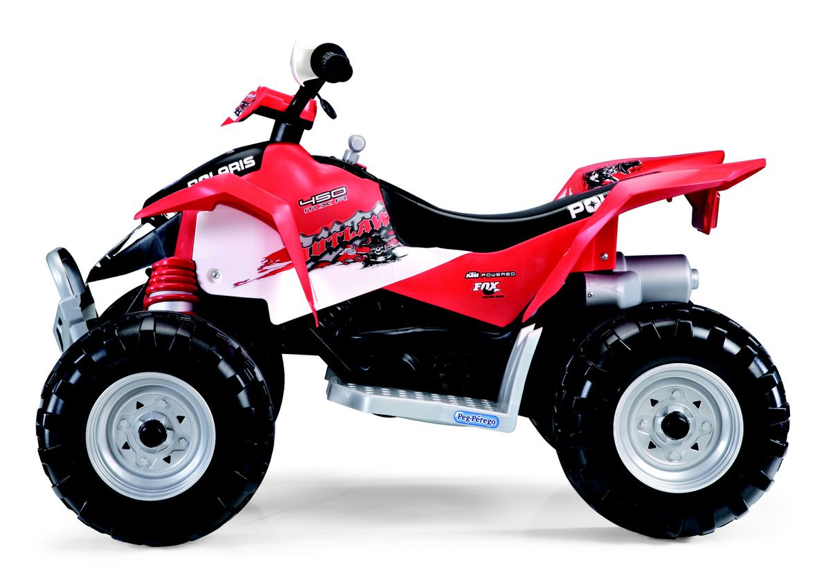 Peg-perego Polaris Outlaw - Red | Buy Online in South Africa ...