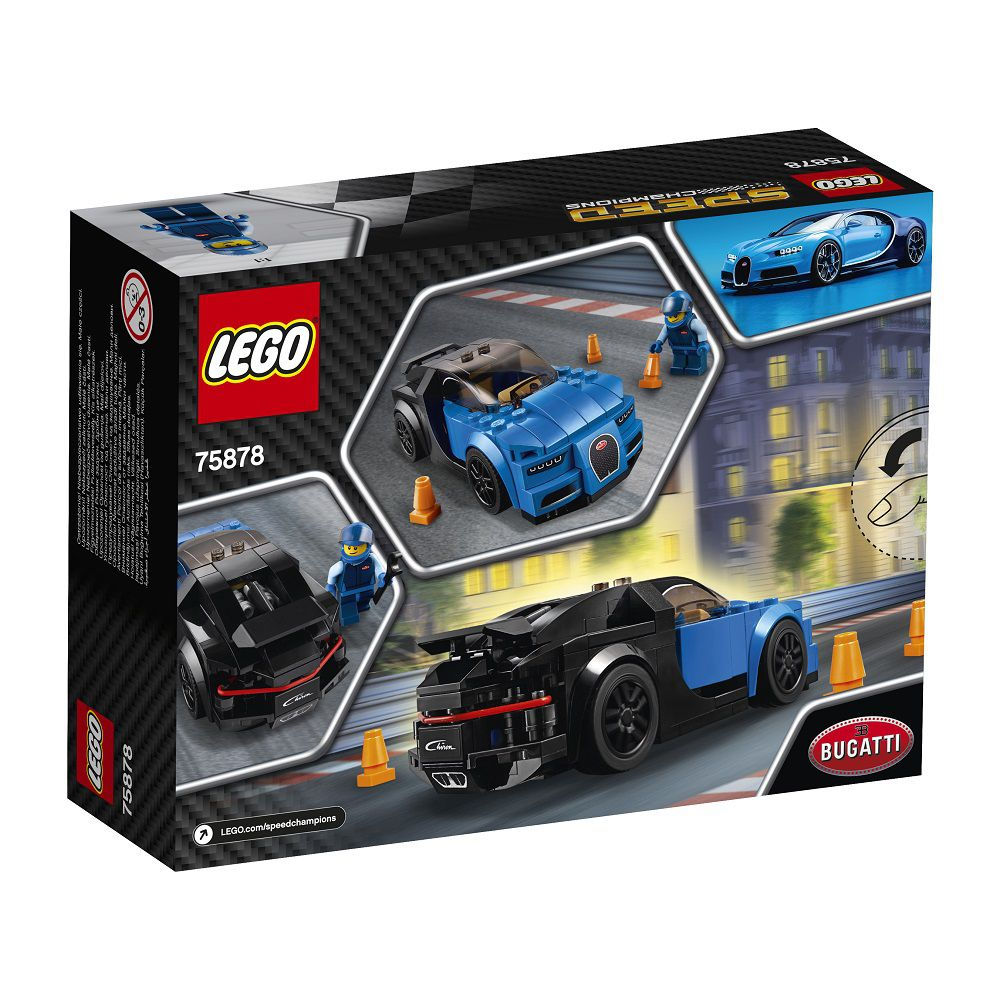 lego speed champions bugatti chiron buy online in south africa. Black Bedroom Furniture Sets. Home Design Ideas