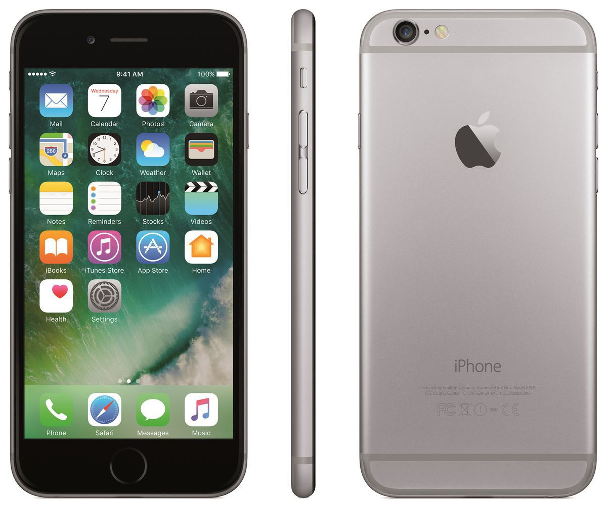apple iphone 6 32gb space grey buy online in south africa. Black Bedroom Furniture Sets. Home Design Ideas