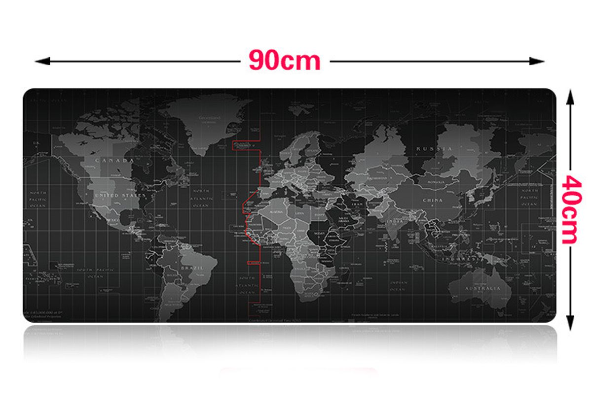 Mix Box Large Xl Size Anti-slip World Map Sd Game Mouse Pad ... Map Pad on bed map, key map, fan map, poetry map, pa map, seat map, strip map, los angeles city map, owl and mouse map, stroke map, map map, mac map, iphone map, wall map, link map,