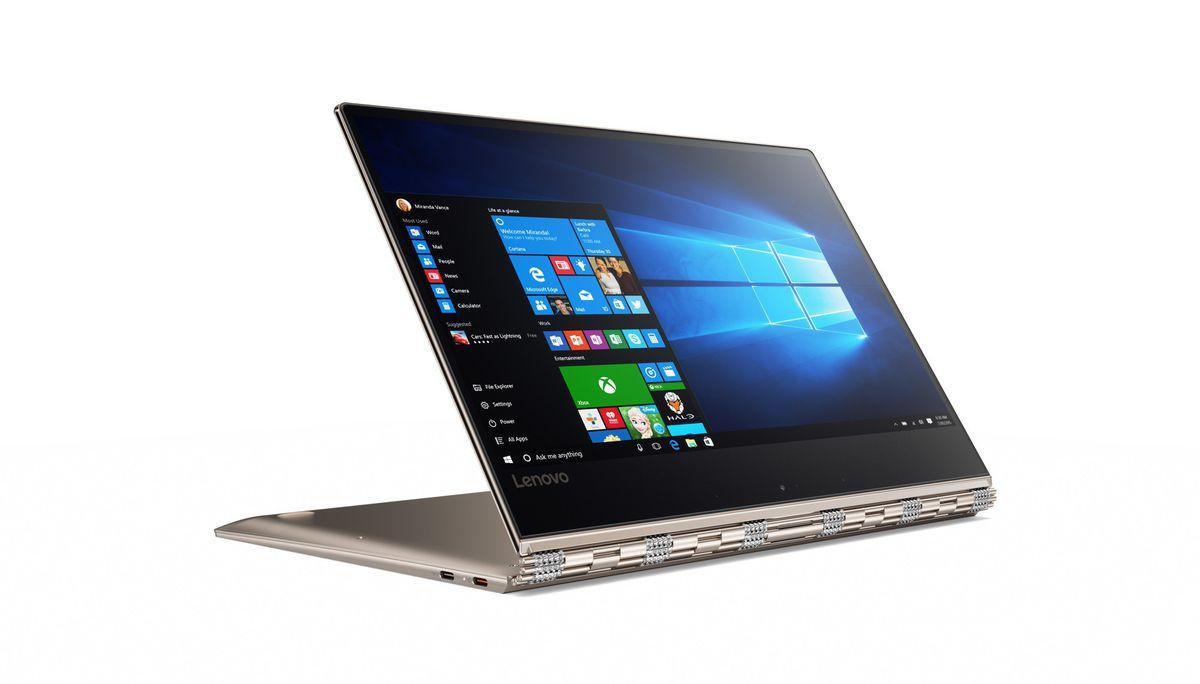 Lenovo Yoga 910 IdeaPad Intel Core I7 139 Notebook