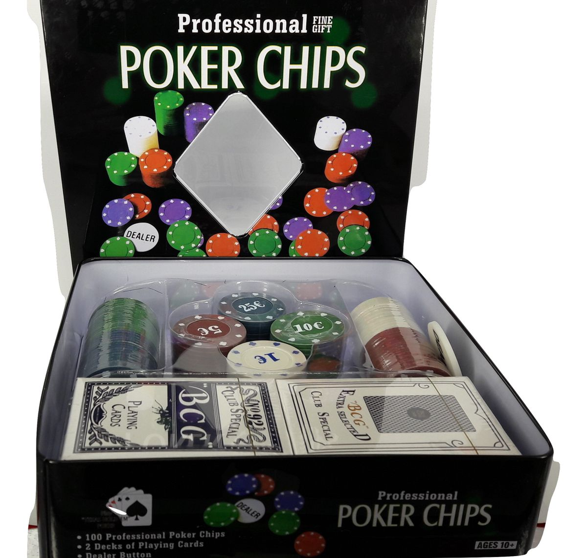 Poker chip gallery