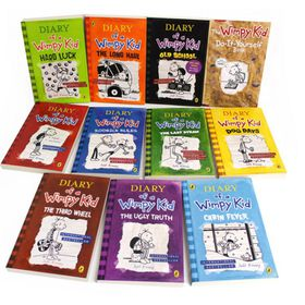 Diary of a wimpy kid 11 book set buy online in south africa takealot online pty ltd solutioingenieria Image collections