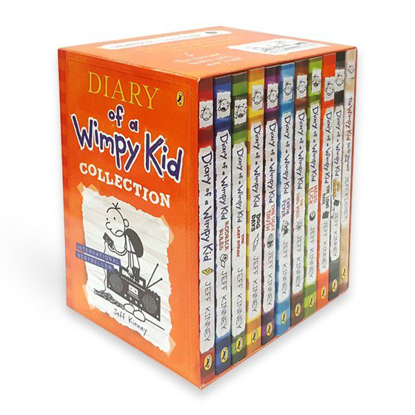 Diary of a wimpy kid 11 book set buy online in south africa diary of a wimpy kid 11 book set solutioingenieria Images
