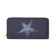 Lily & Rose Navy With Star Zip Through Purse