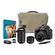 Nikon D3400 24MP DSLR Triple Lens Value Bundle