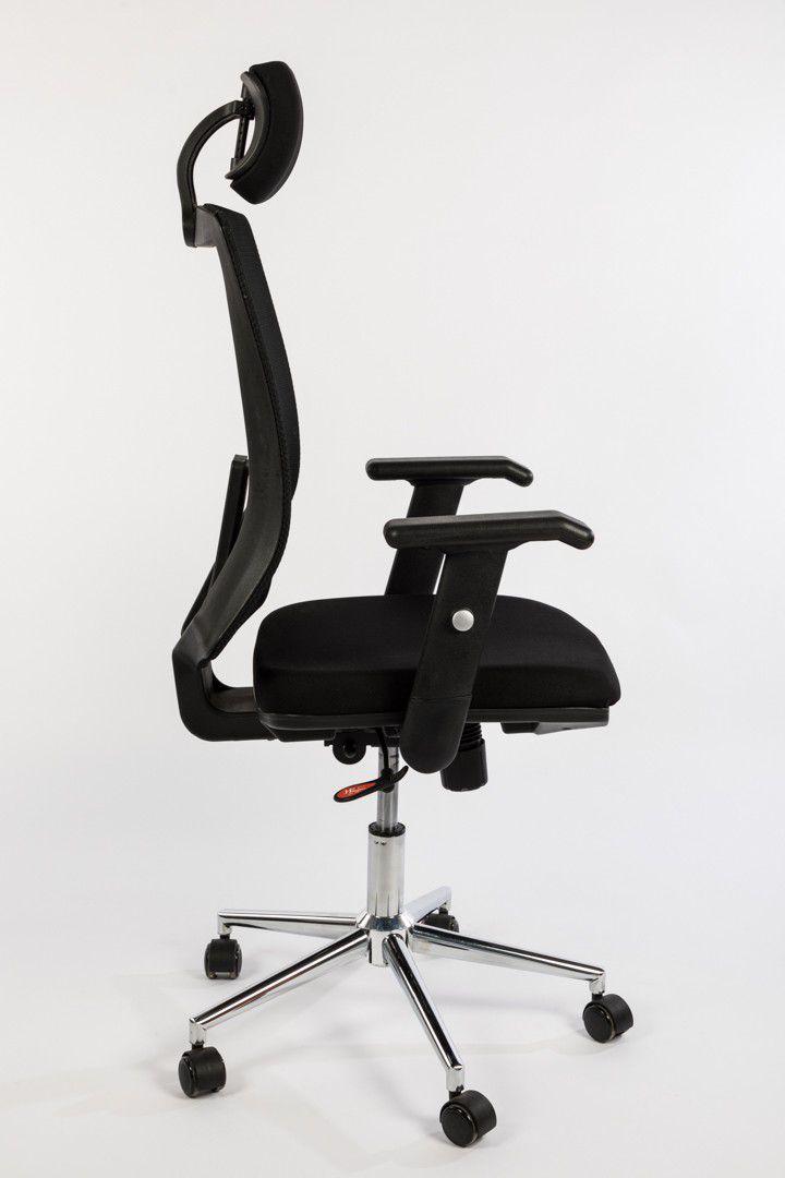 infinity homeware manhattan ergonomic office chair black buy
