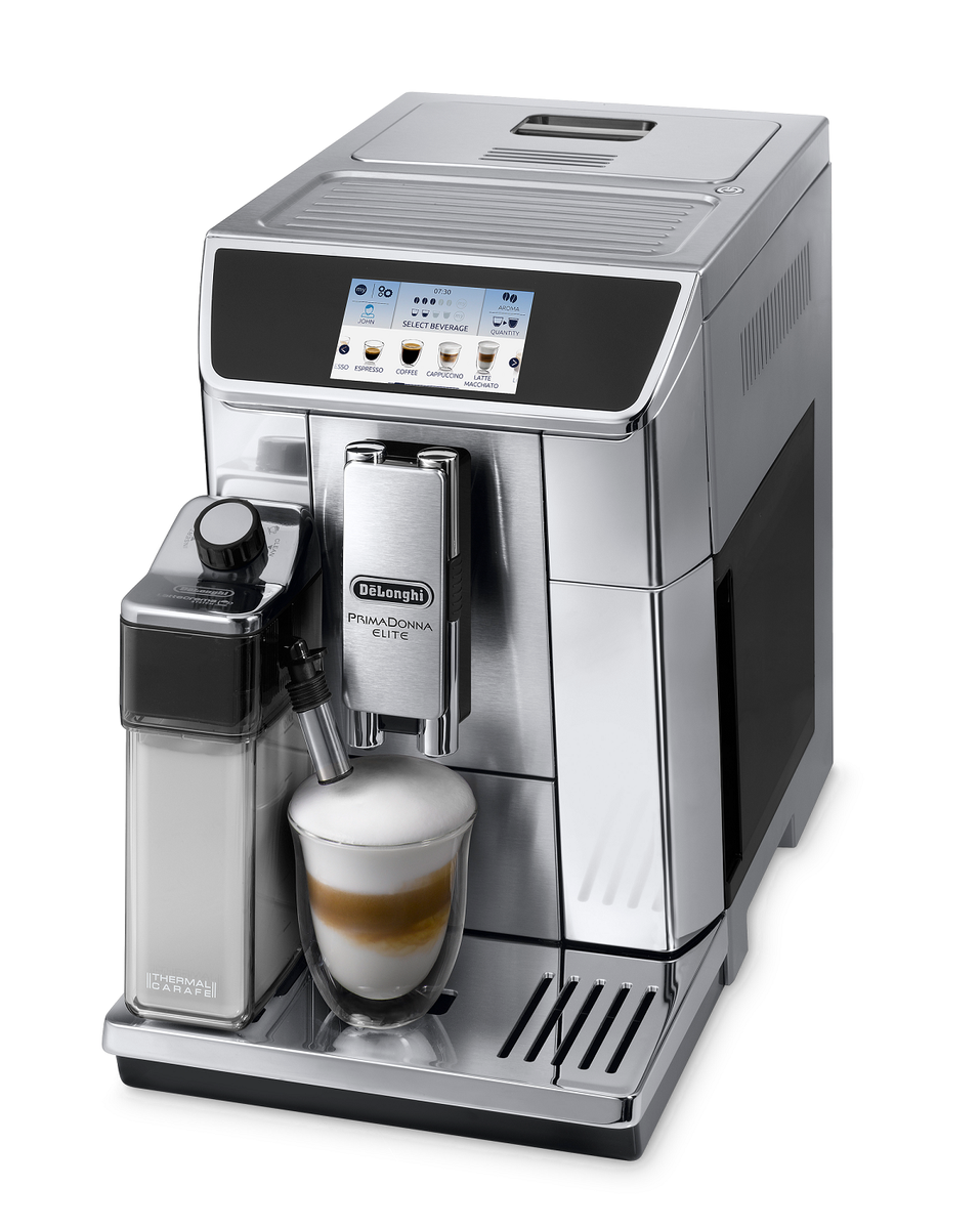 Delonghi Bean To Cup Coffee Machine - Ecam650.75.ms ...