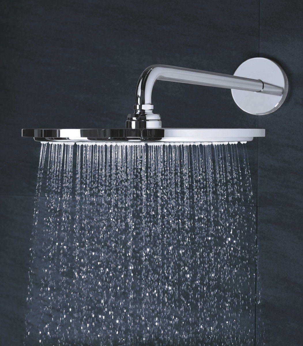 Grohe - Rainshower Cosmopolitan Head Shower Set - 286mm Ecojoy ...