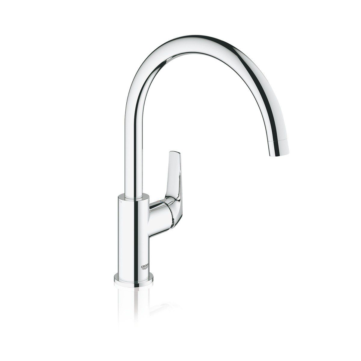 Grohe - Bauflow Single-lever Sink Mixer - 31230000 | Buy Online in ...