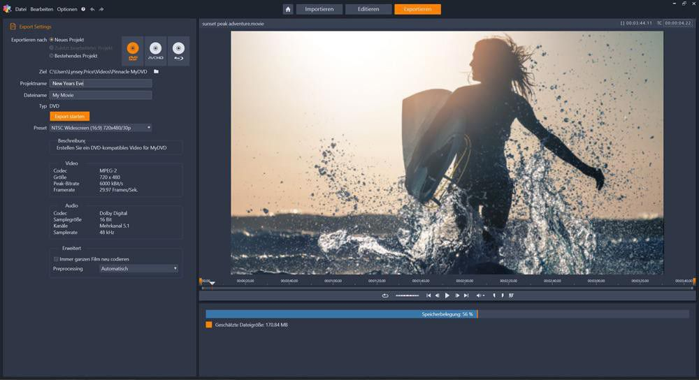 Pinnacle Video Editing And Live Screen Capture | Buy Online in South ...