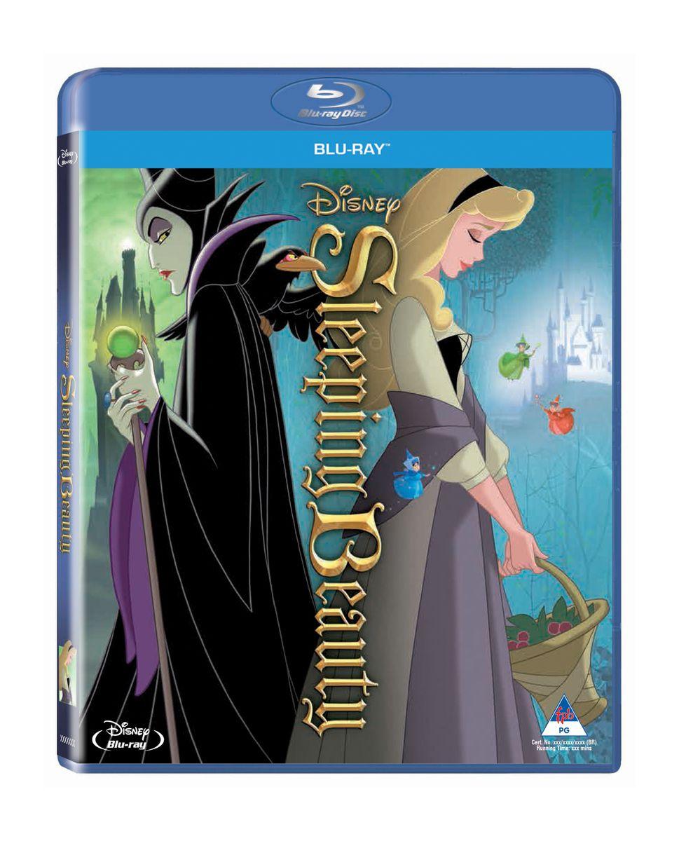 Edition Diamond: Walt Disney's Sleeping Beauty (diamond Edition) (blu-ray