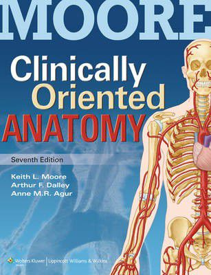 Clinically Oriented Anatomy Hard Cover Edition Buy Online In