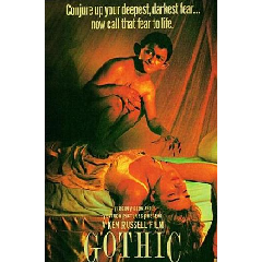 Gothic - (Region 1 Import DVD)