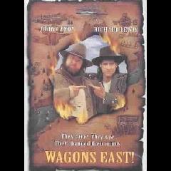 Wagons East - (Region 1 Import DVD)
