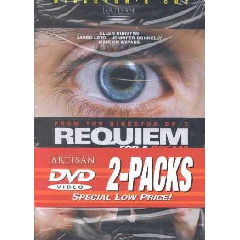 Requiem for a Dream/Pi - (Region 1 Import DVD)