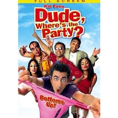 Dude Where's the Party - (Region 1 Import DVD)