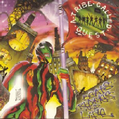 A Tribe Called Quest - Beats, Rhymes & Life (CD)