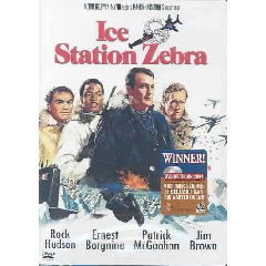 Ice Station Zebra - (Region 1 Import DVD)