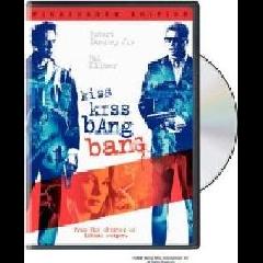 Kiss Kiss Bang Bang - (Region 1 Import DVD)