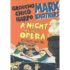 Night at the Opera (Region 1 Import DVD)