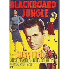 Blackboard Jungle - (Region 1 Import DVD)