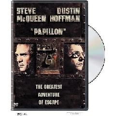 Papillon - (Region 1 Import DVD)