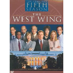West Wing:Complete Fifth Season - (Region 1 Import DVD)