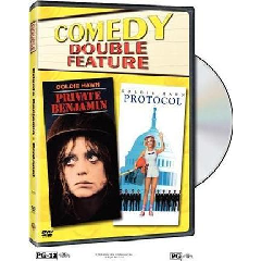 Private Benjamin/Protocol - (Region 1 Import DVD)