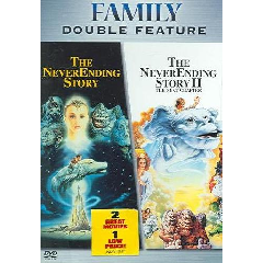 NeverEnding Story/The NeverEnding Story II - (Region 1 Import DVD)