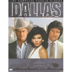 Dallas:Complete Fourth Season - (Region 1 Import DVD)