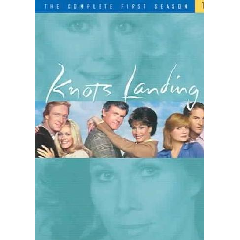 Knots Landing:Complete First Season - (Region 1 Import DVD)